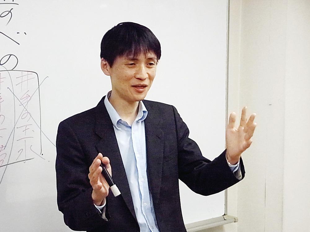 大志学園講師3