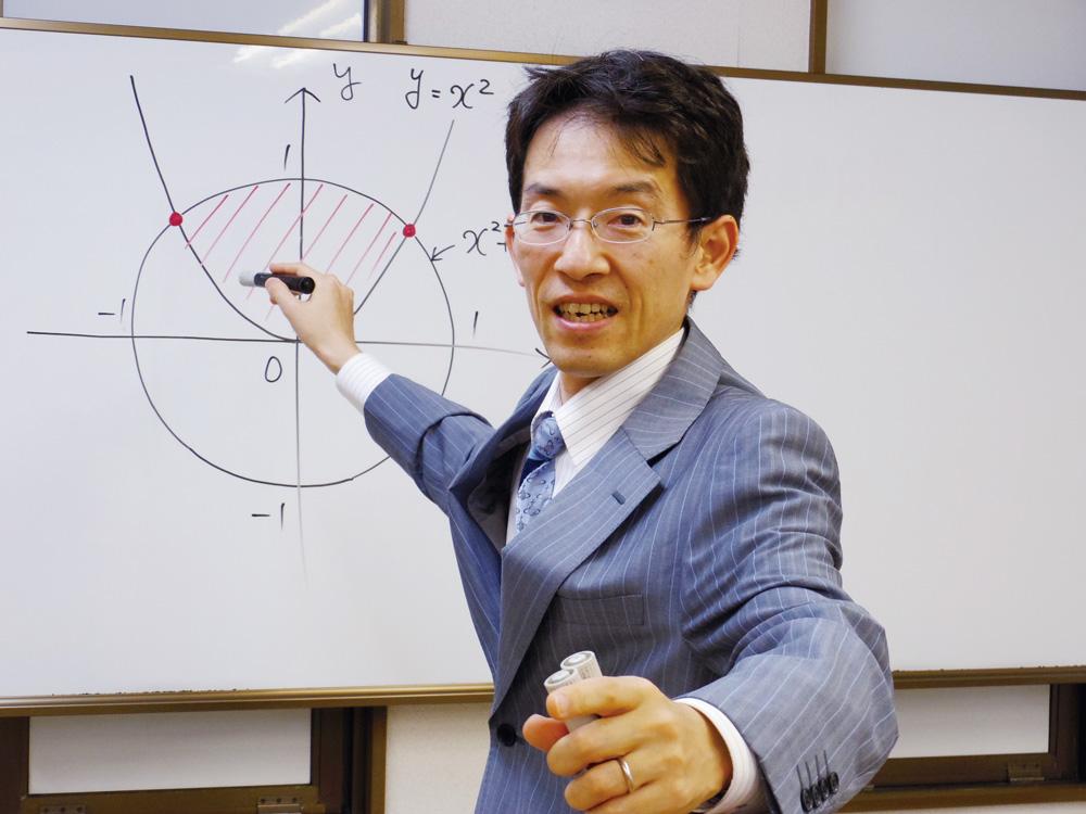 大志学園講師2