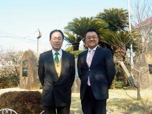 大志学園の高校訪問「佐野高校編」