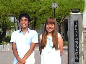 OB・OGに聞く!!日根野高校ってどやったん!?