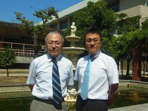 大志学園の高校訪問「高石高校編」