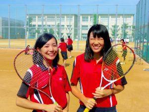佐野高's club なう  ~女子ソフトテニス部~
