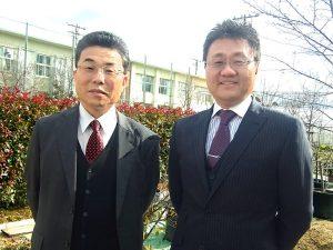 大志学園の高校訪問「貝塚高校編」