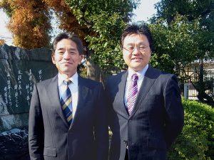 大志学園の高校訪問「泉大津高校編」