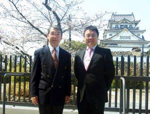 大志学園の高校訪問「岸和田高校編」