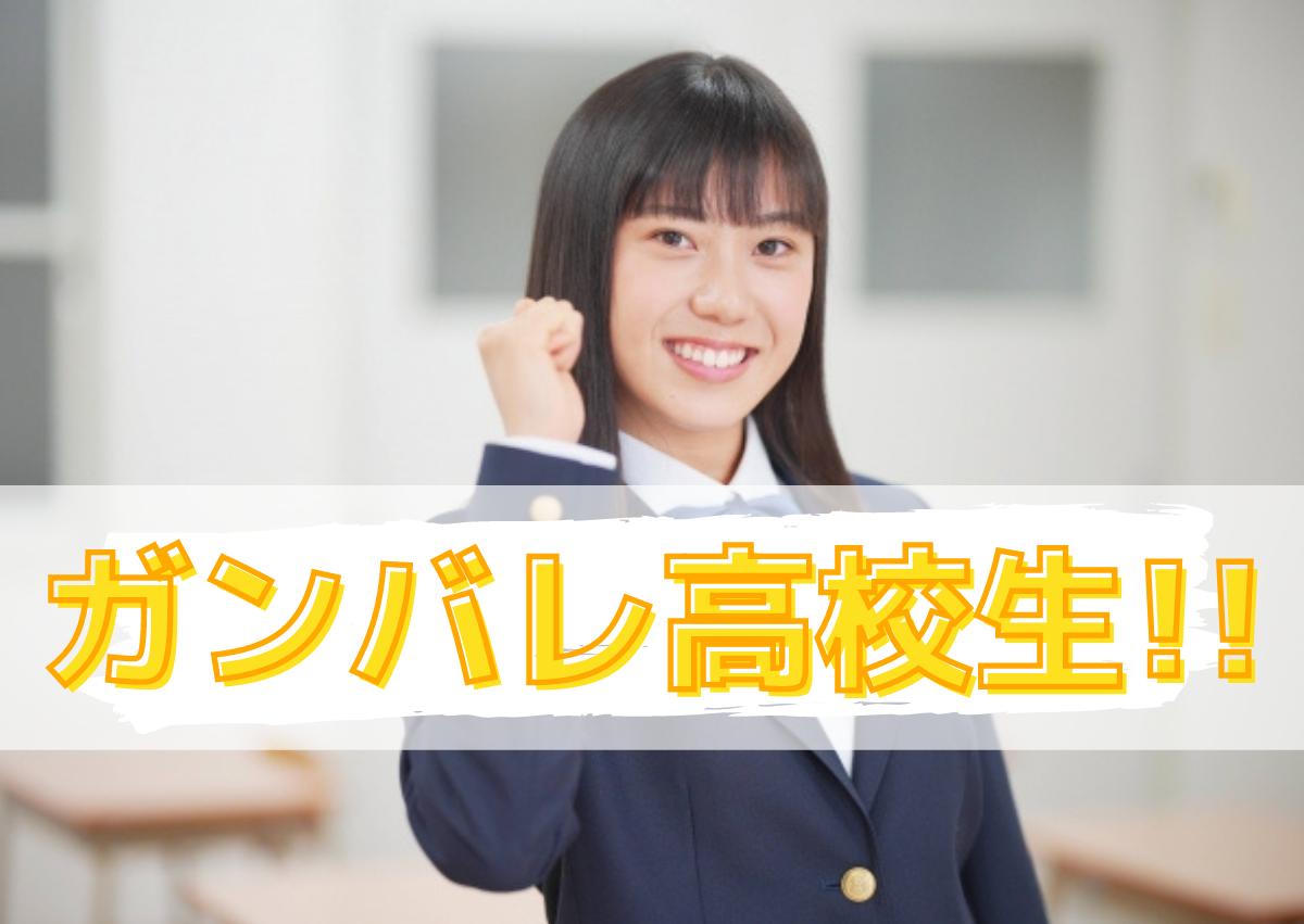 ガンバレ高校生!!